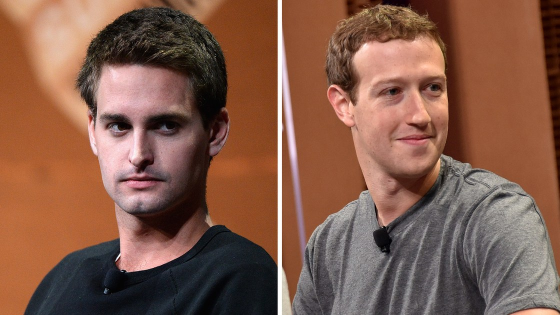 evan-spiegel-mark-zuckerberg-snapchat-facebook