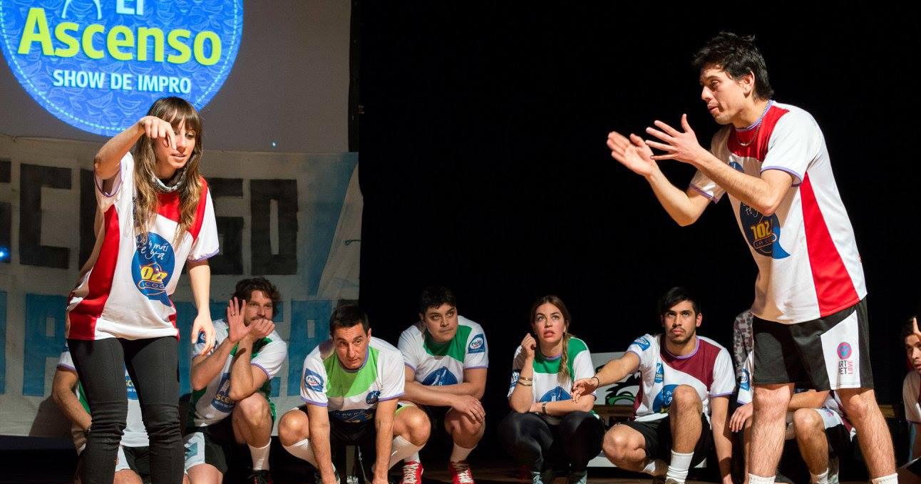 Match de Improvisación Teatral de Mendoza, Argentina. Pertenece al Ascenso de la Liga Mendocina de Improvisación, una de las más importantes y reconocidas de América Latina.