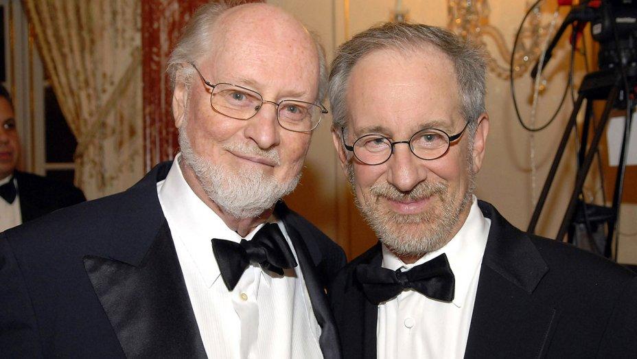 Steven Spielberg y John Williams, una dupla imparable a la hora de pensar en cine y música de cine.