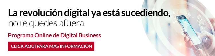 Programa Online en Digital Business