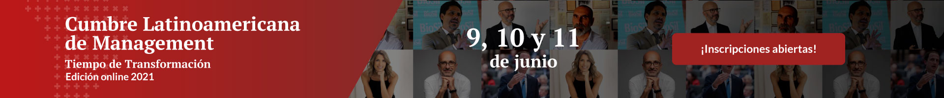 Cumbre Latinoamericana de Management 2021 – Edición Online