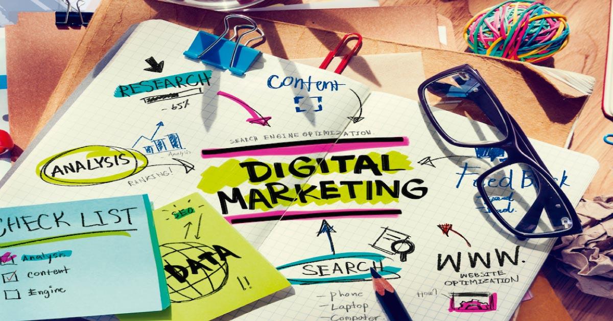 hablando de marketing digital