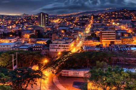 ADEN Tegucigalpa