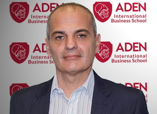 Profesor ADEN IBS Alejandro Trapé