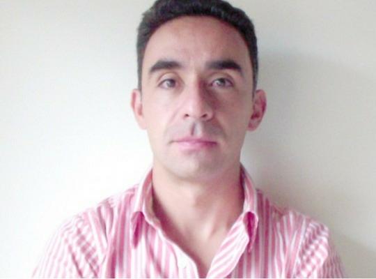 Profesor José Fernando Díaz Melo