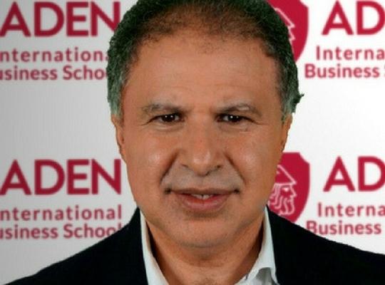 Profesor ADEN José Luis Revah