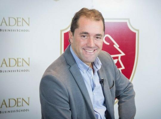 Profesor ADEN IBS Alfredo Diez - Coach