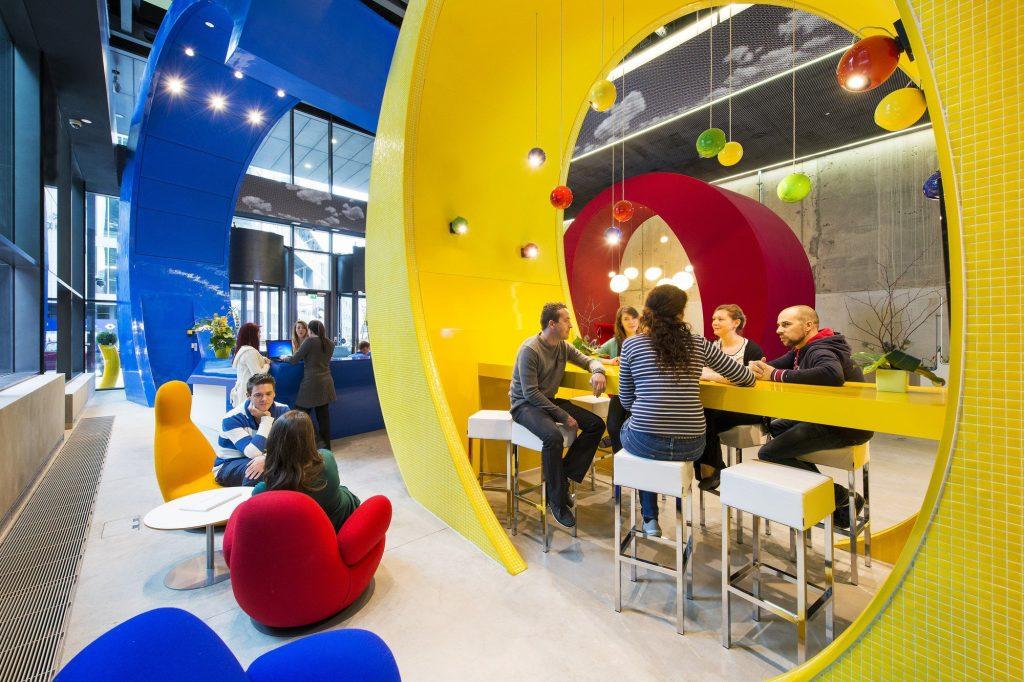 google recursos humanos nuevas oficinas