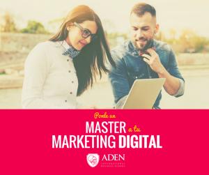 Master en Marketing Digital