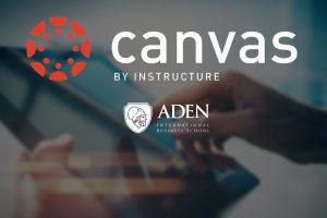 convenio con CANVAS LMS