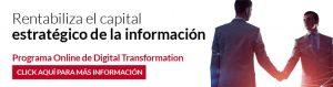 Programa Online de Digital Transformation