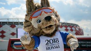 Zabivaka, la Mascota del Mundial FIFA Russia 2018