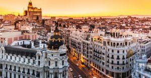 Ciudad de Madrid, España