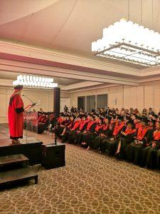 Graduación alumnos MBA 2019
