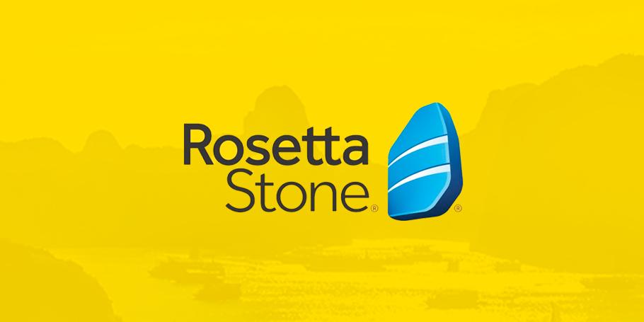 Aprende un idioma gracias a nuestra alianza con Rosetta Stone