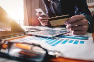 transacciones financeras