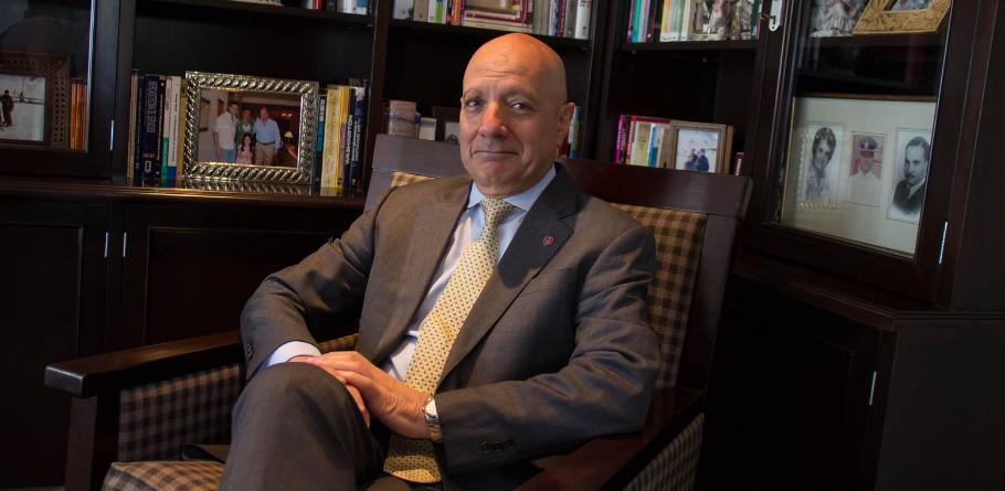 Ricardo Greco- Revista Forbes: ADEN, entre las empresas con mayor reputacion de Centroamerica